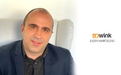 « Sowink me fait gagner beaucoup de temps grâce à leur conseils techniques »  Julien Marolleau